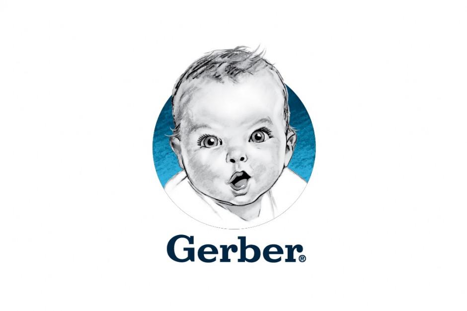 Gerber odświeża swoje logo