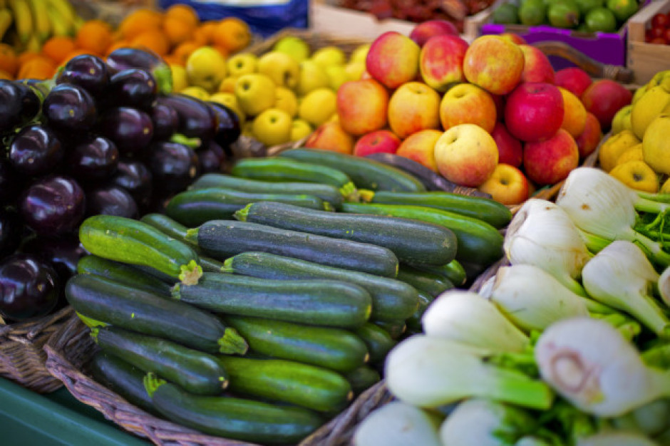 GUS: od stycznia do lipca staniały owoce. Warzywa zdrożały
