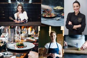 3 szefowe kuchni, których poczynania warto obserwować - inspiracje Horecatrends.pl