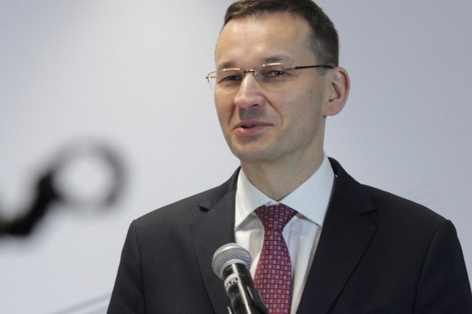 Morawiecki: Za wieloma wynalazkami stoi państwowy grant