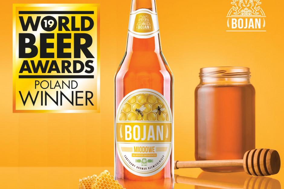 Browar Bojanowo z dwoma piwami nagrodzonymi w międzynarodowym konkursie