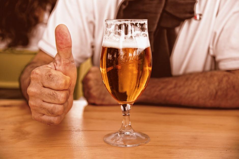 Lipiec pomógł produkcji piwa. Spadki z I półrocza zostały ograniczone