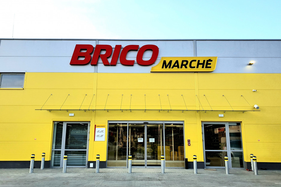 Bricomarché z nowym supermarketem w Krzeszowicach