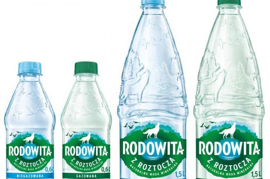 Firma z amerykańskim kapitałem wprowadza na rynek wodę Rodowita z Roztocza
