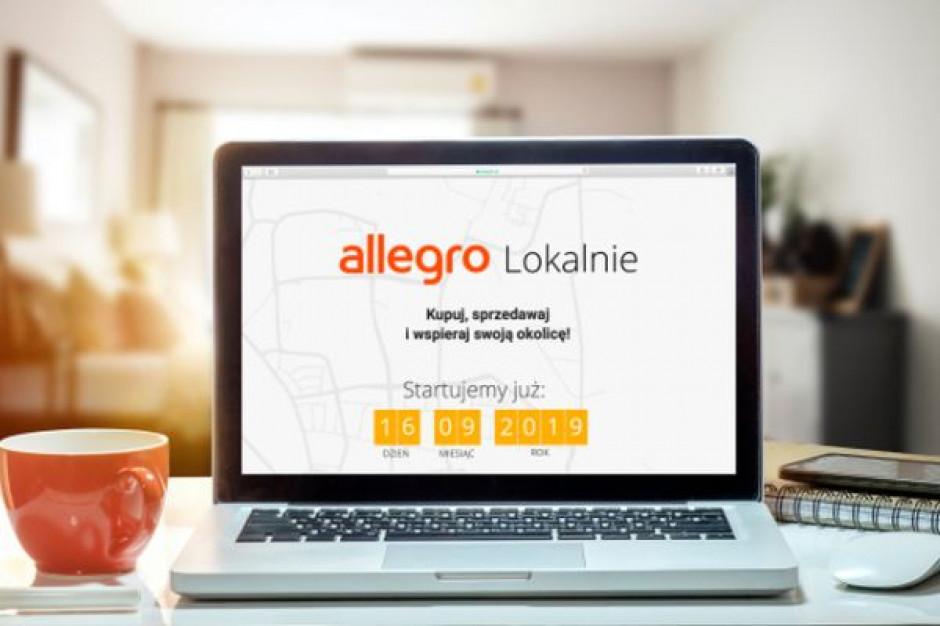 Allegro we wrześniu wystartuje z platformą lokalną dla osób prywatnych