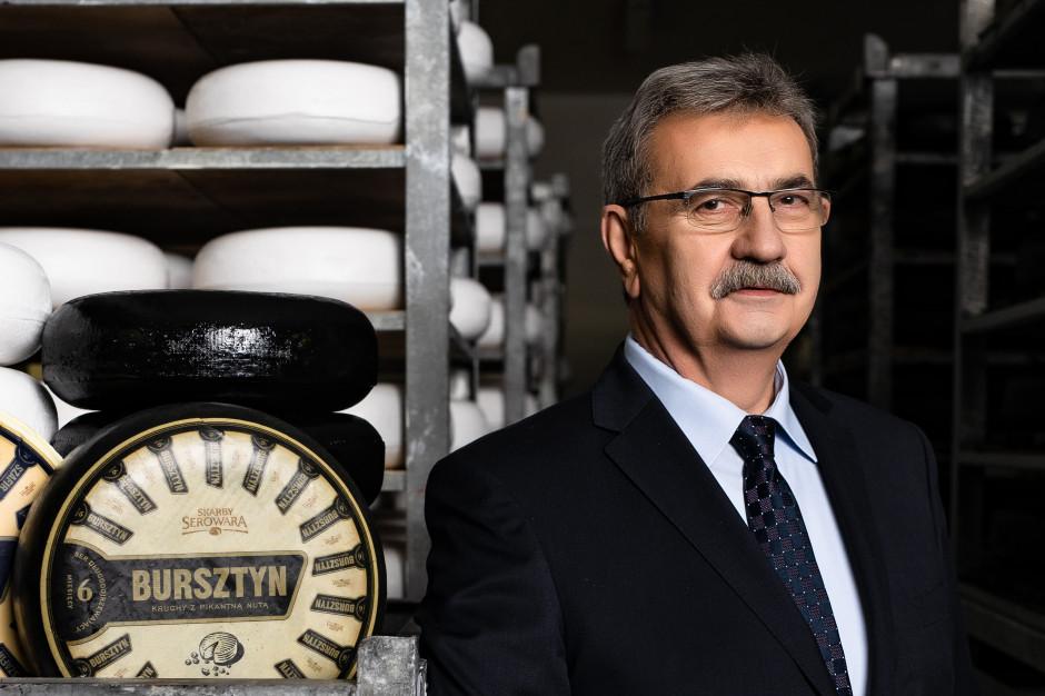 Mleczna środa: prezes Spomleku o strategii działania na rynku HoReCa