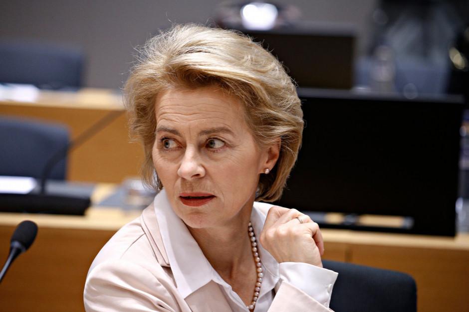 KE: Ursula von der Leyen rozmawiała z Januszem Wojciechowskim