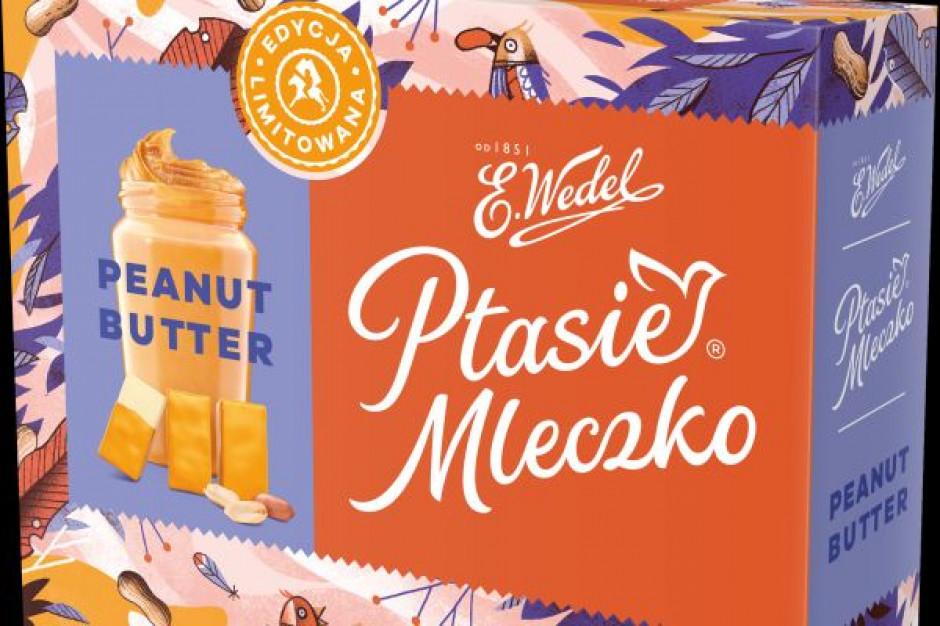 Nowe smaki pianek Ptasie Mleczko na jesień od E.Wedel