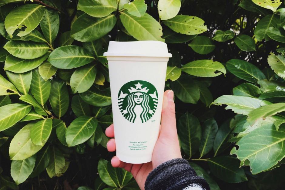 Starbucks podsumowuje lato, szuka nowych eko rozwiązań