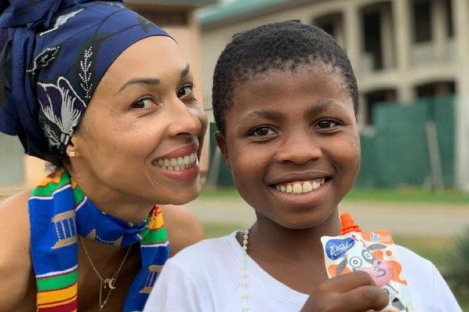 E.Wedel i Rossmann wspierają budowę szkoły w Ghanie
