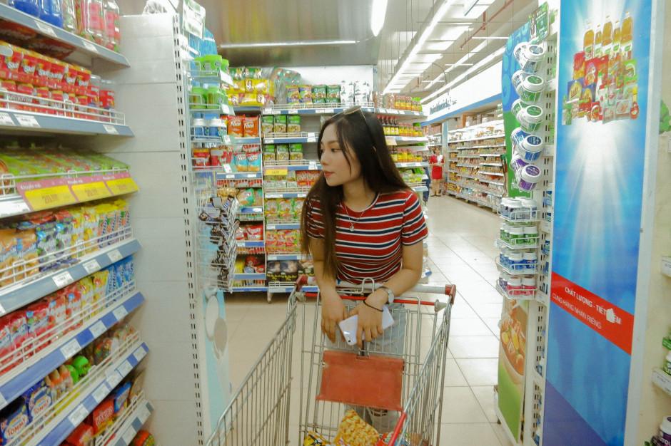 Polska żywność podbija Azję