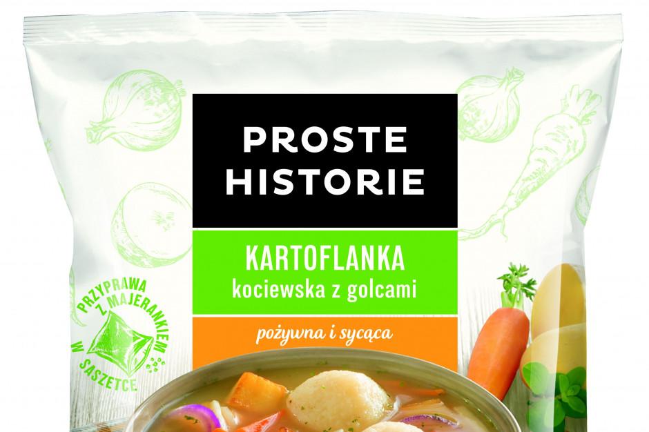 Kartoflanka kociewska z golcami - nowość marki Proste Historie