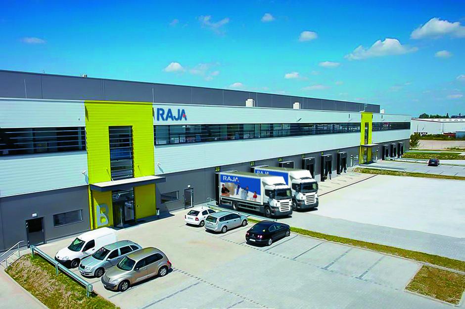 Grupa RAJA jednoczy swoje europejskie spółki