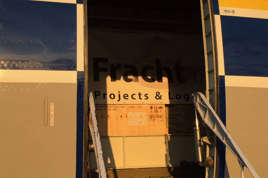 Fracht FWO Polska dostarcza wyposażenie quada na rajd Atacama Rally w Chile
