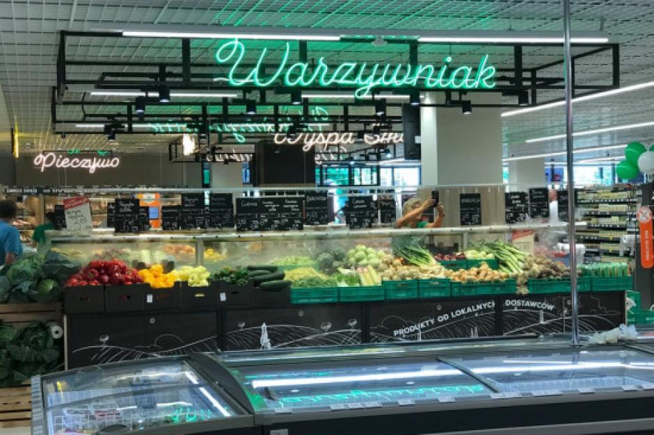 Społem PSS Kielce otworzyło swój największy sklep
