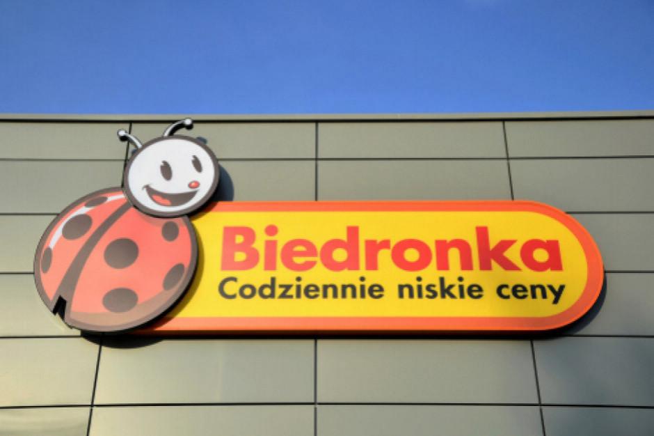 Biedronka największym sprzedawcą detalicznym w Europie Środkowo-Wschodniej