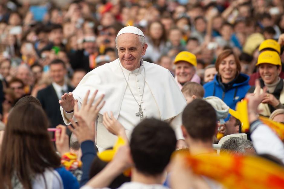 Czesi uwarzą piwo dla papieża Franciszka