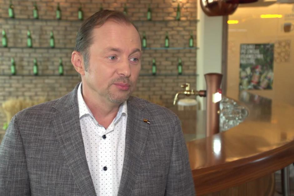 Prezes Kompanii Piwowarskiej: Piwo bezalkoholowe to bardzo interesujący segment dla całej branży