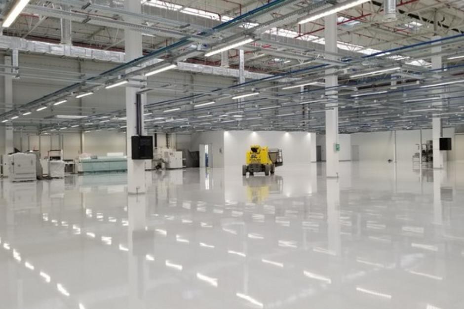 Panattoni Europe zakończyło budowę fabryki dla Kitron w Grudziądzu