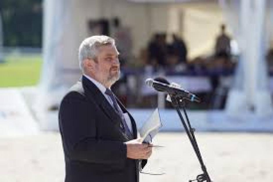 Ardanowski: Miejskie elity traktują czasem wieś jak obszar niedorozwinięty