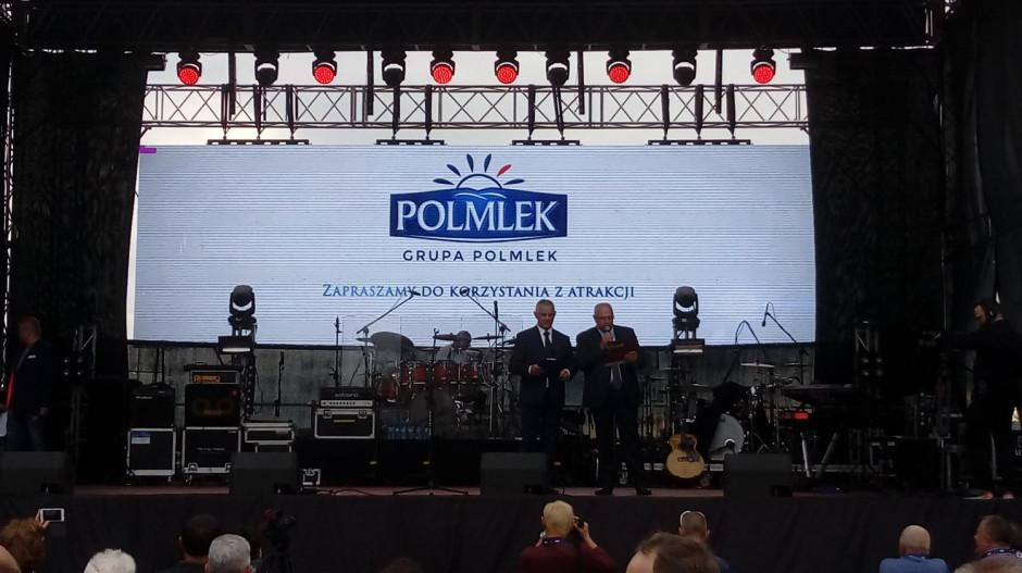 Zdjęcie numer 1 - galeria: Na 25-lecie Polmlek zapowiedział podwyżki cen mleka (galeria)