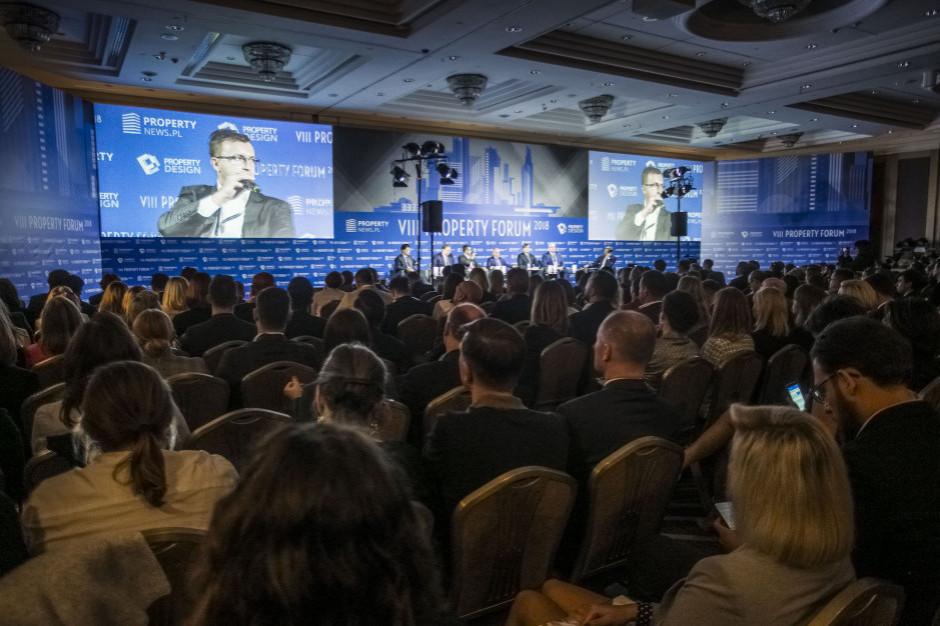 Handel, magazyny, logistyka na IX Property Forum