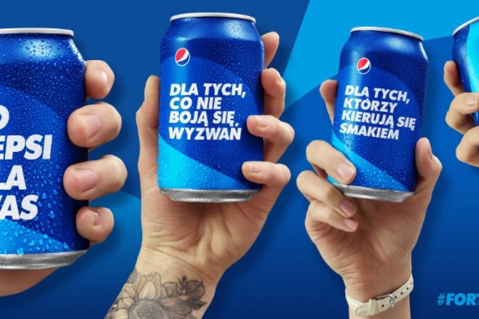 """Pepsi wystartowało z nową kampanią """"To jest Pepsi dla Was"""""""