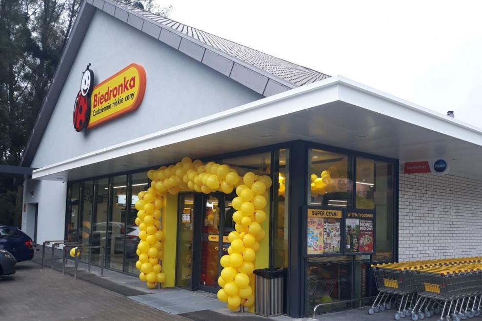 Biedronka otwiera w Gdańsku dwa zmodernizowane sklepy