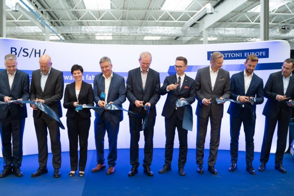 Panattoni Europe otworzyło fabrykę w Łodzi