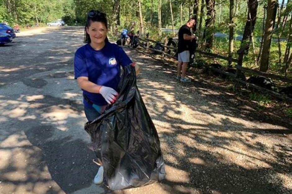 Hochland ponownie w akcji Clean up the World