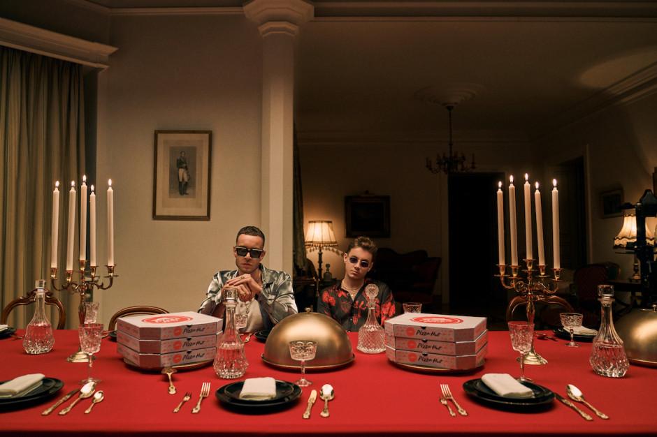 Pizza Hut we wspólnym projekcie z polskimi raperami (video)