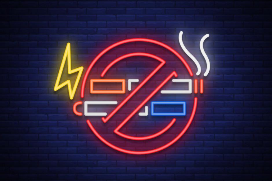 Szkoły w USA walczą z e-papierosami