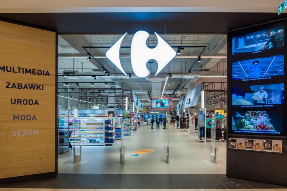 Carrefour za pomocą sztucznej inteligencji personalizuje ofertę handlową
