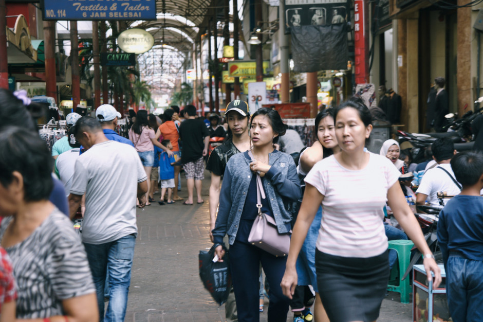 PAIH: W Indonezji rośnie popyt na żywność importowaną