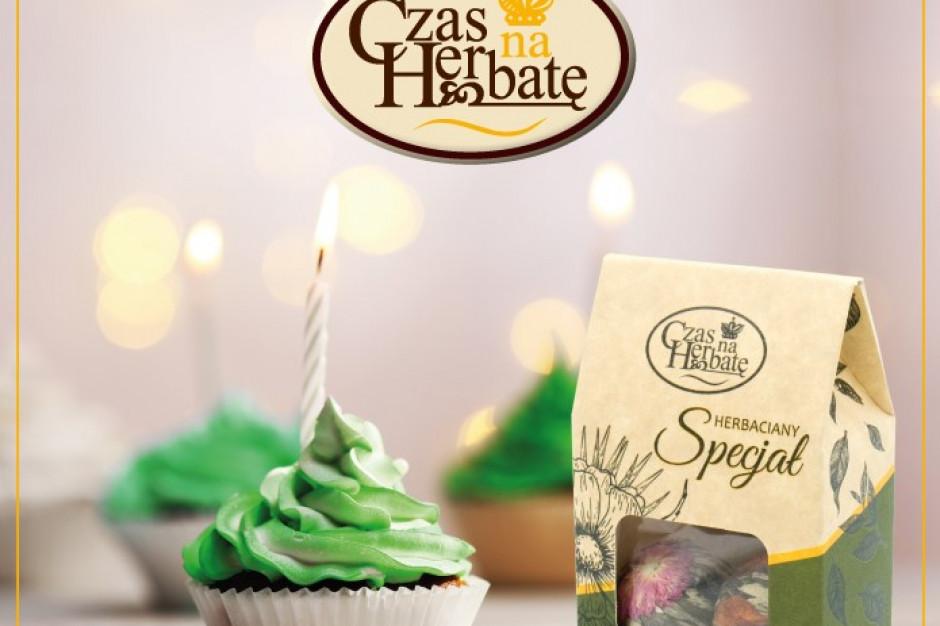 Marka Czas na Herbatę świętuje 22 urodziny