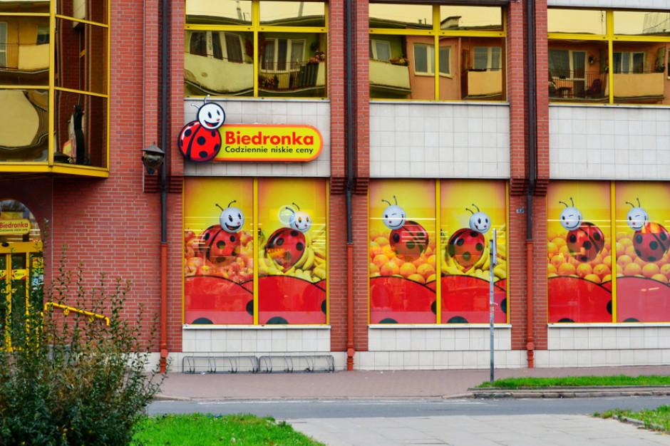 Biedronka: 2916 sklepów, 49 mld zł sprzedaży i 1,6 mld zl inwestycji