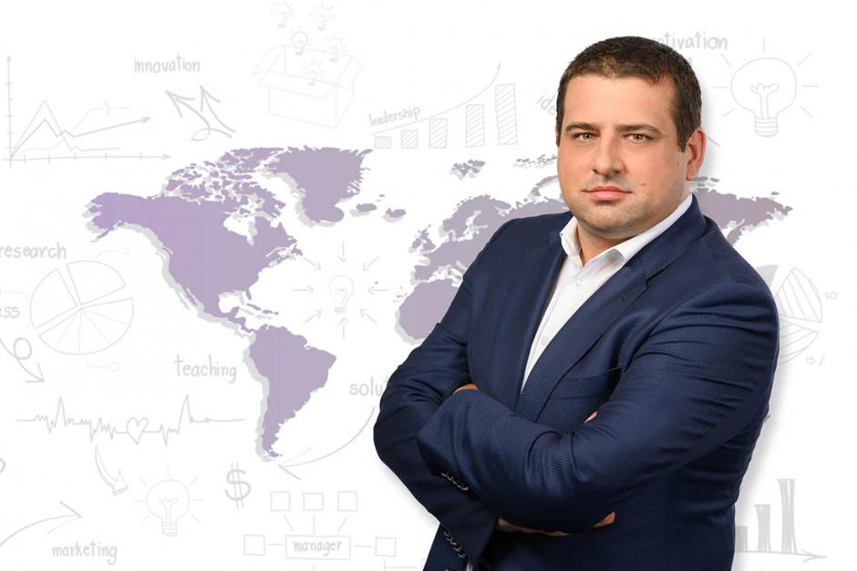 Aleksander Baryś członkiem zarządu i dyrektorem finansowym RTB House