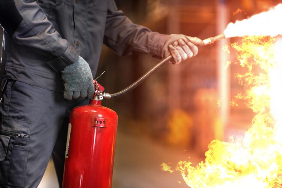 W zakładzie przetwórstwa rybnego w Złocieńcu wybuchł pożar, ale został już opanowany