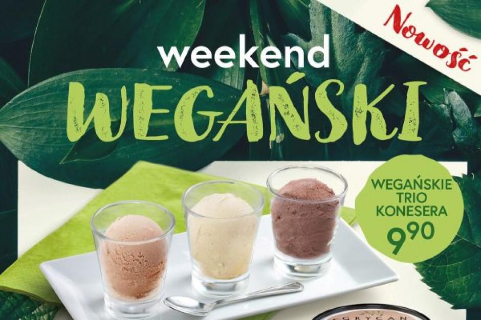 Wegański weekend w lodziarnio-kawiarniach Grycan lody od pokoleń