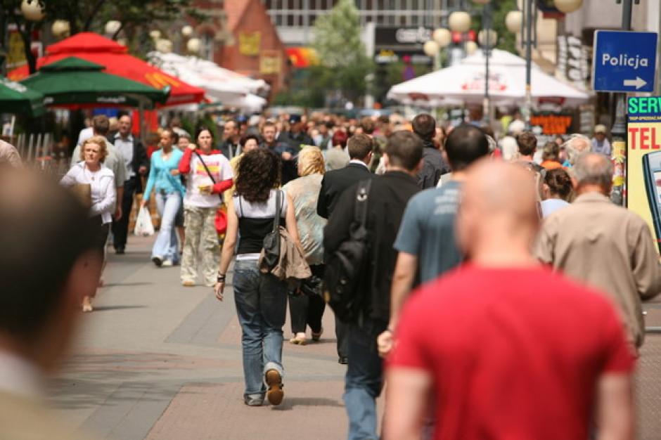 Wzrost wskaźnika ufności konsumenckiej to efekt m.in. dobrej kondycji gospodarki
