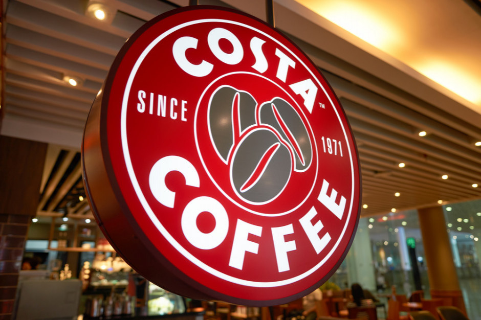 Smak Etiopii w Costa Coffee