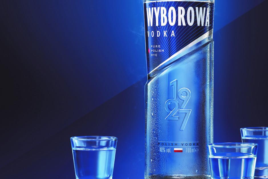 Wódka Wyborowa w nowej odsłonie