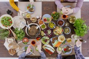 Roślinna dieta narzędziem w walce z globalnym ociepleniem - raport ONZ