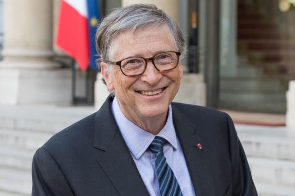 Bill Gates: Podział wielkich firm nie zapobiegnie powstawaniu monopoli na rynku