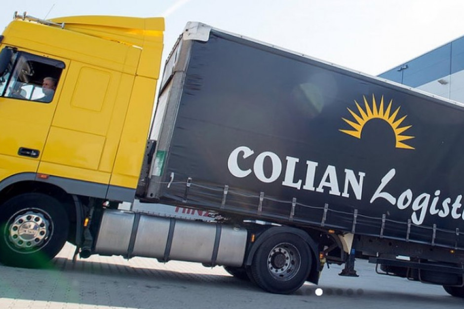 Colian Logistic: Przyszłość firmy to dalsze inwestycje m.in. w automatyzację i cyfryzację procesów