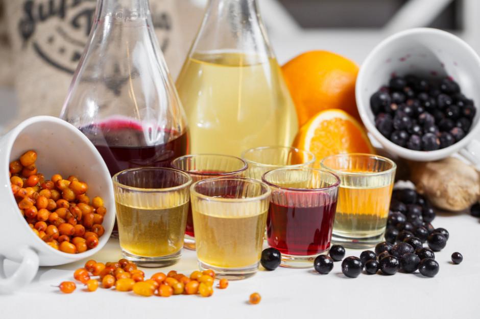 Produkcja win owocowych spadła o 0,5 proc. w ciągu 8 miesięcy 2019 r.