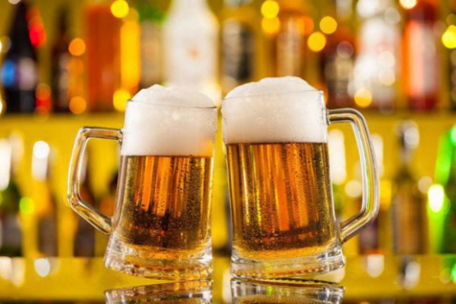 Sierpień przyniósł spadki w produkcji piwa