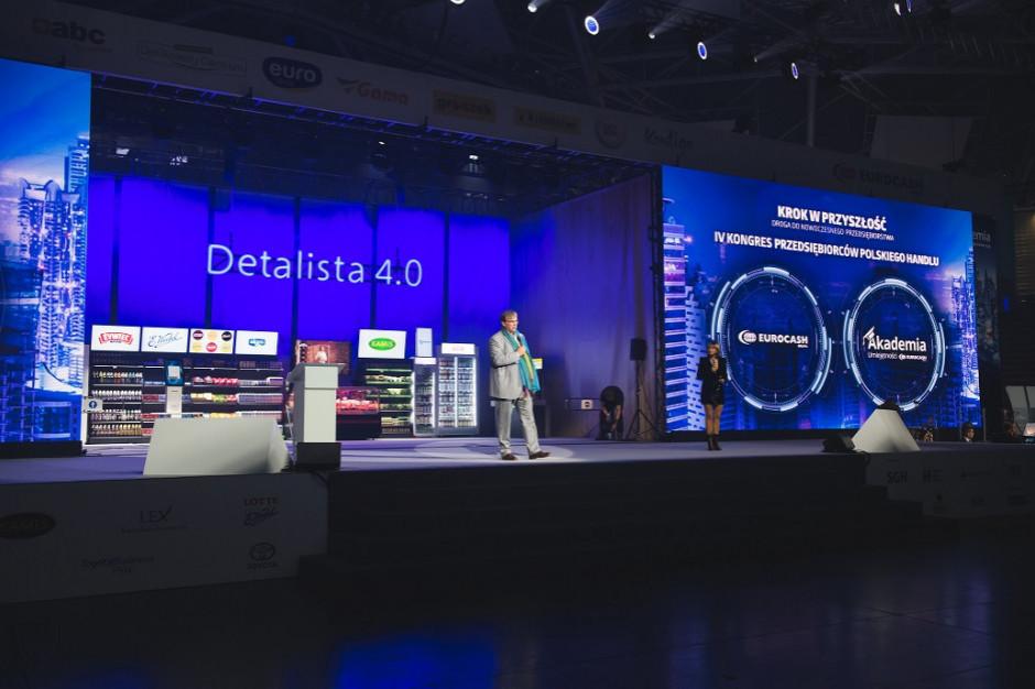 Grupa Eurocash i firma Microsoft zaprezentowały wizję rynku detalicznego przyszłości