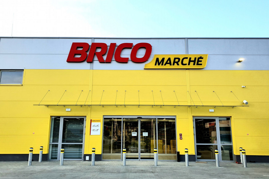 Około 100 sklepów Bricomarché będzie do końca 2019 r. oferowało usługę click&collect