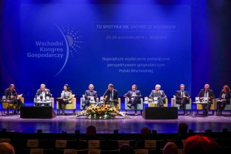 Wschodni Kongres Gospodarczy. Unijne plusy i minusy